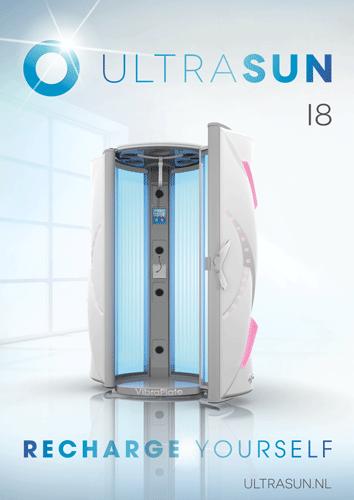 Ultrasun i8 Standup Poster