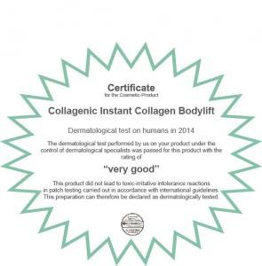 certificate derma
