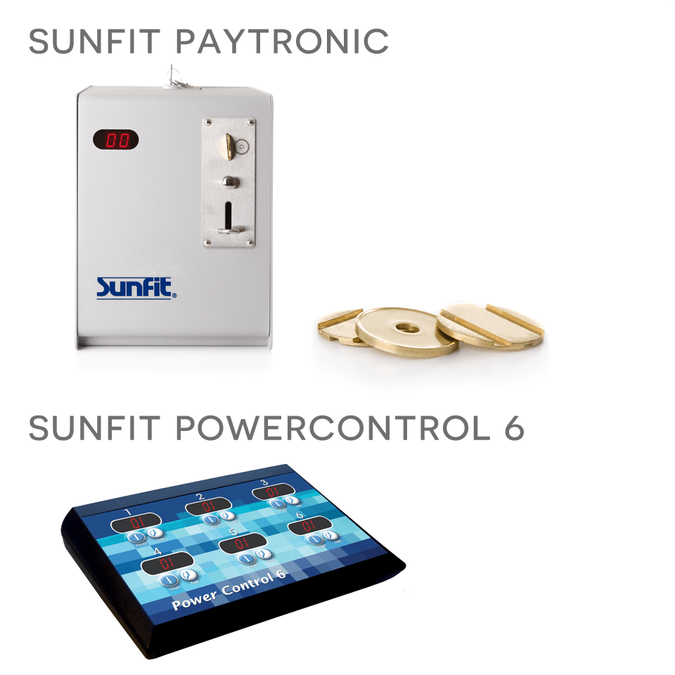 Sunfit Paytronic & PowerControl 6