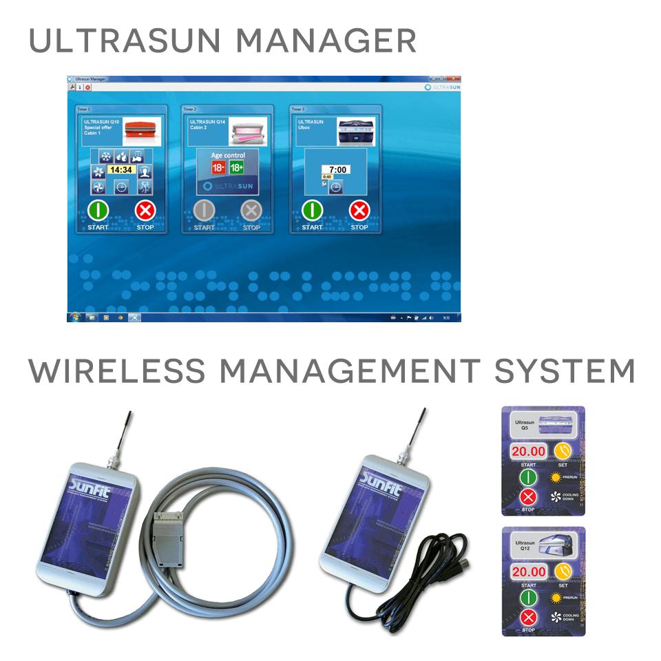 Ultrasun & Sunfit Managers
